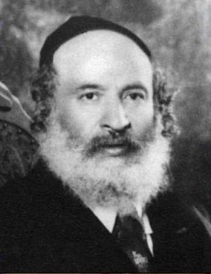 רבי שאול ידידיה אלעזר טאוב ממודז'יץ