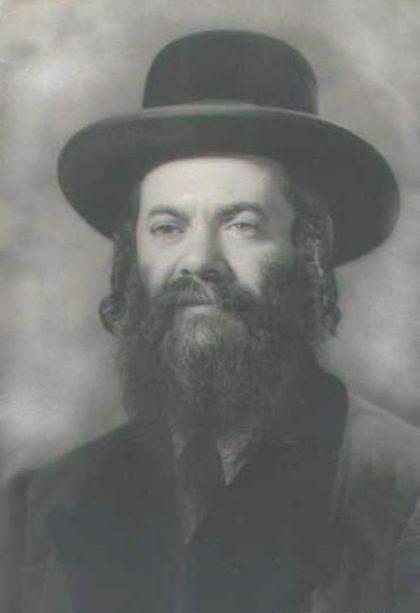 רבי שמואל אליהו טאוב ממודז'יץ