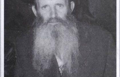 ראיון עם החסיד ר' יצחק ליפא פישביין – זקן חסידי מודז'יץ